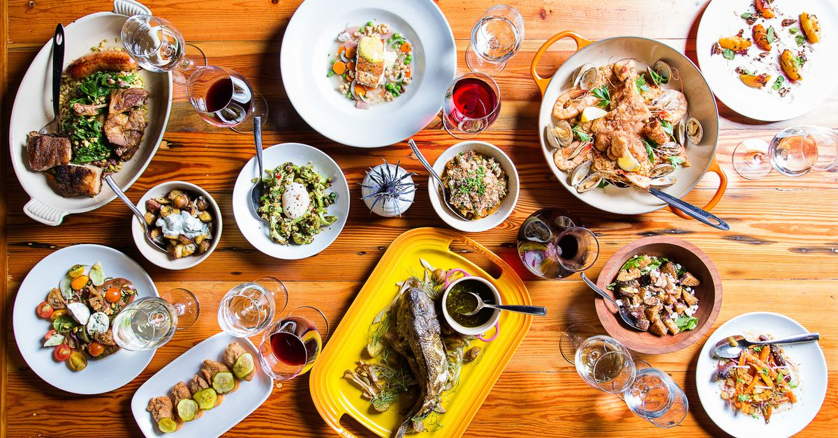 Ultimate Guide To Seafood Restaurants In Charleston Eater Carolinas