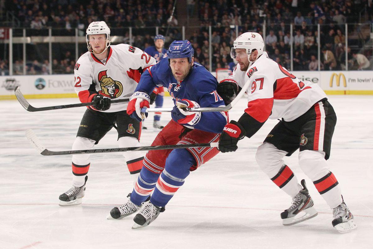 Ottawa Senators v New York Rangers - Game Seven