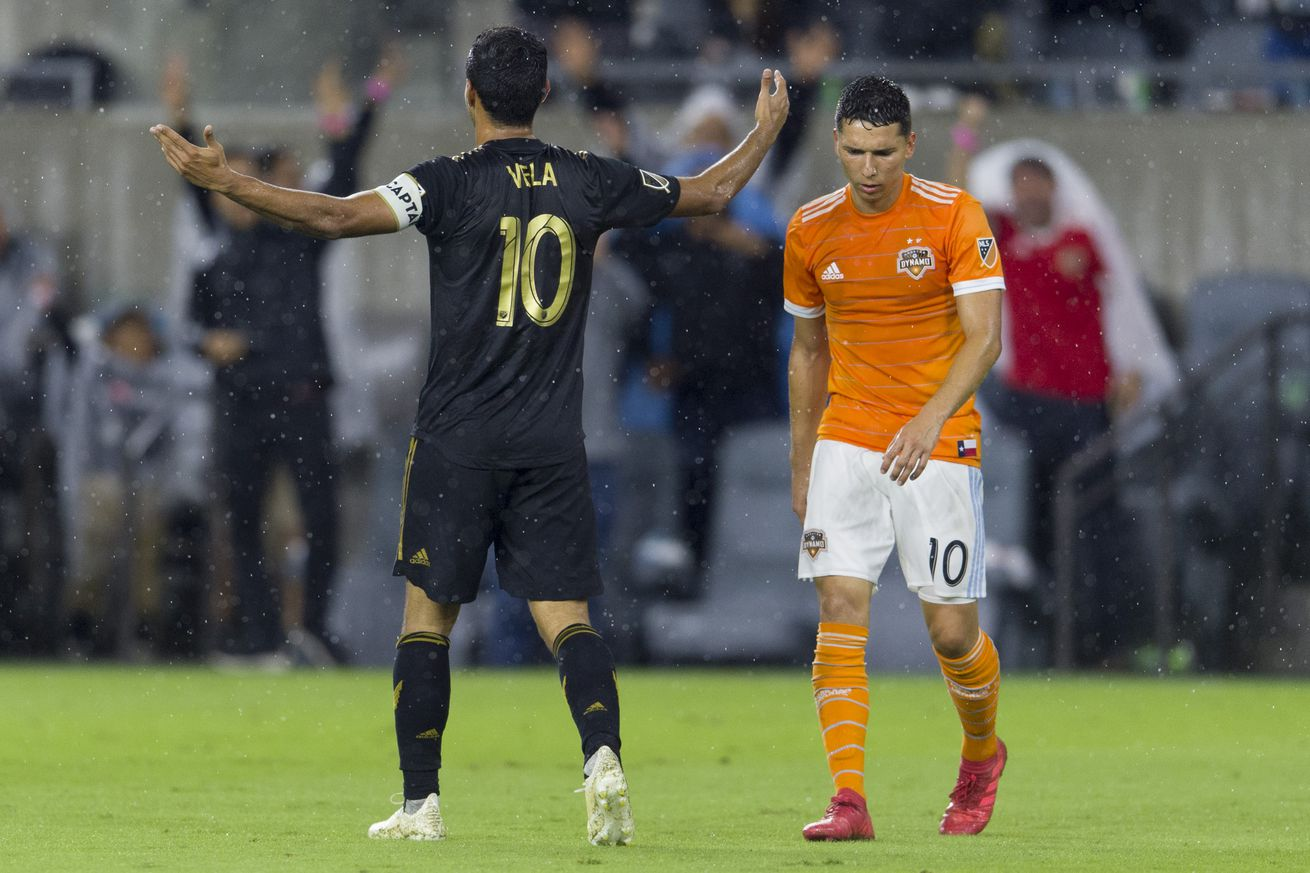 Pick the Houston Dynamo Lineup vs. LAFC