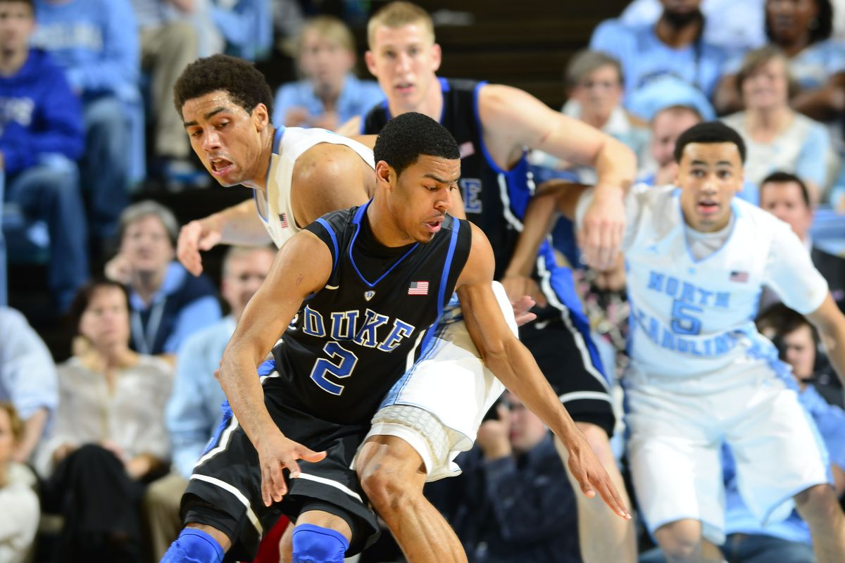 Duke and UNC have combined to win 36 ACC Tournaments