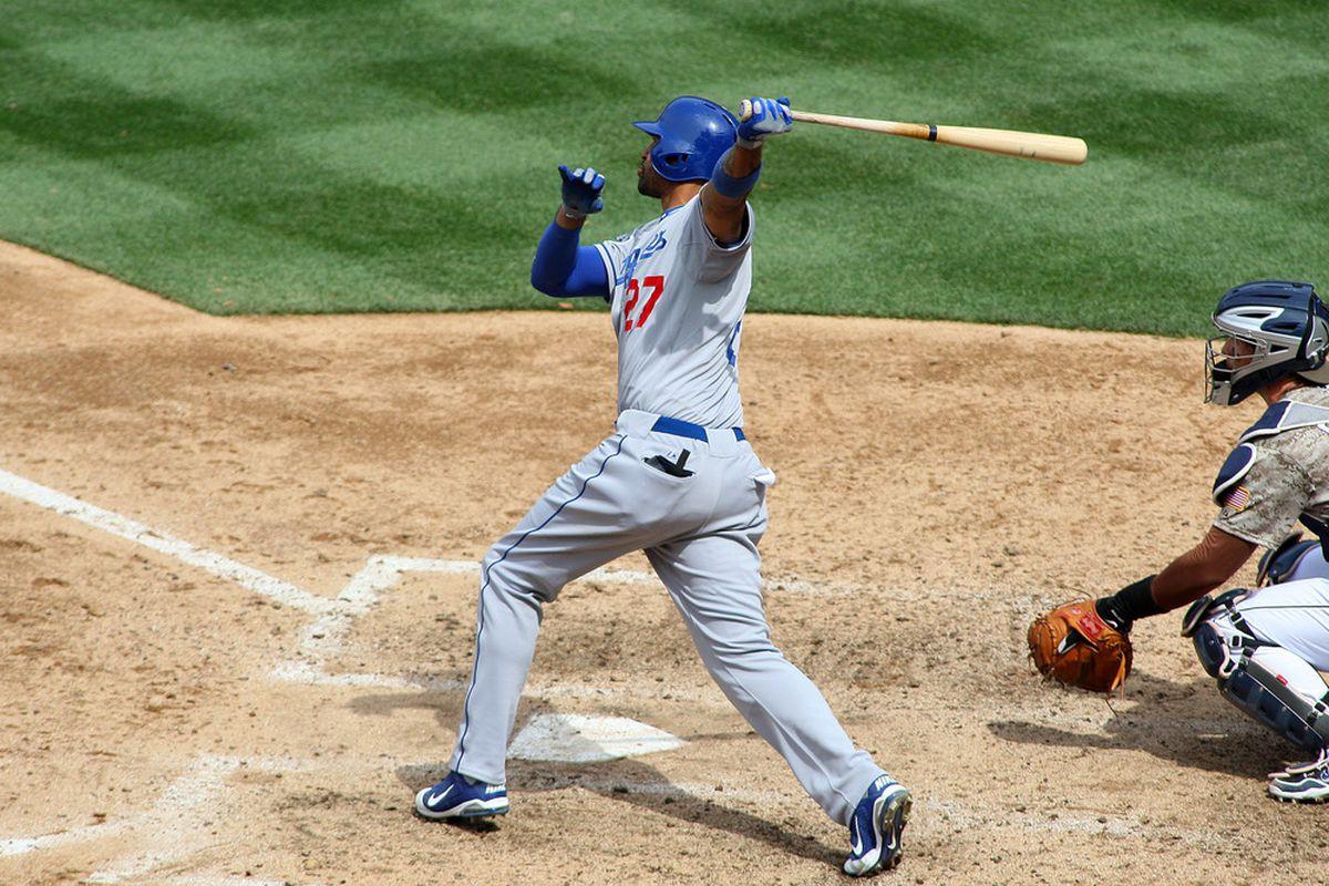 Matt Kemp has 46 home runs in the Dodgers' last 170 games.