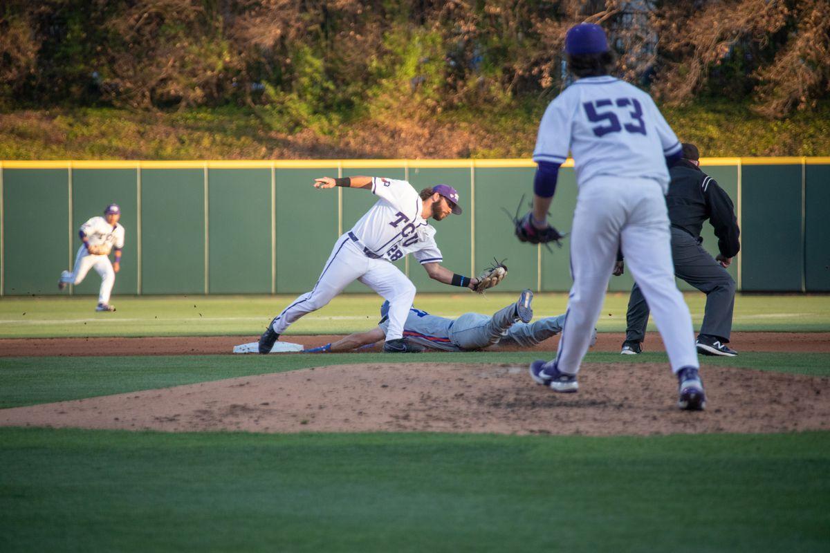 TCU Baseball vs UTA (4.20.21)