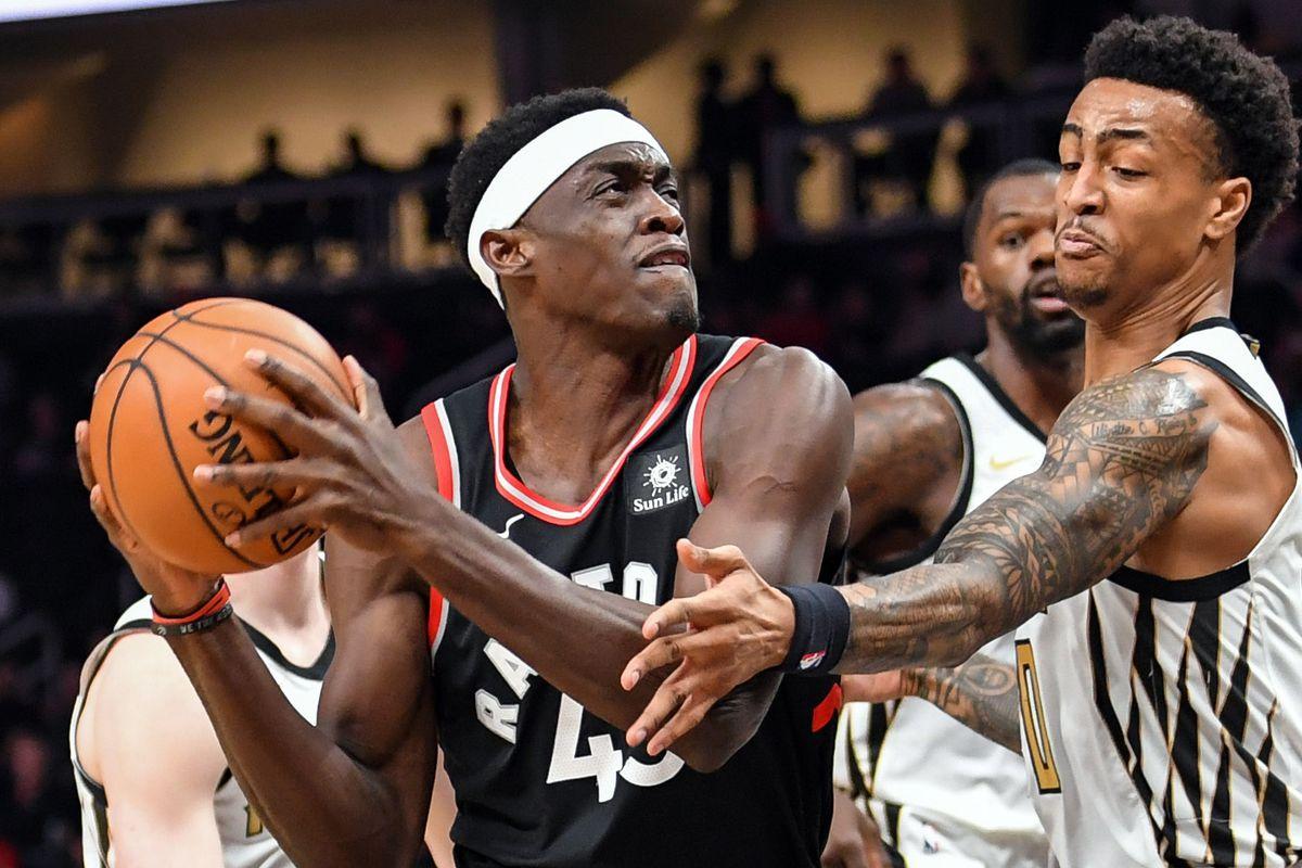 Five thoughts recap: Toronto Raptors 119, Atlanta Hawks 101, Pascal Siakam