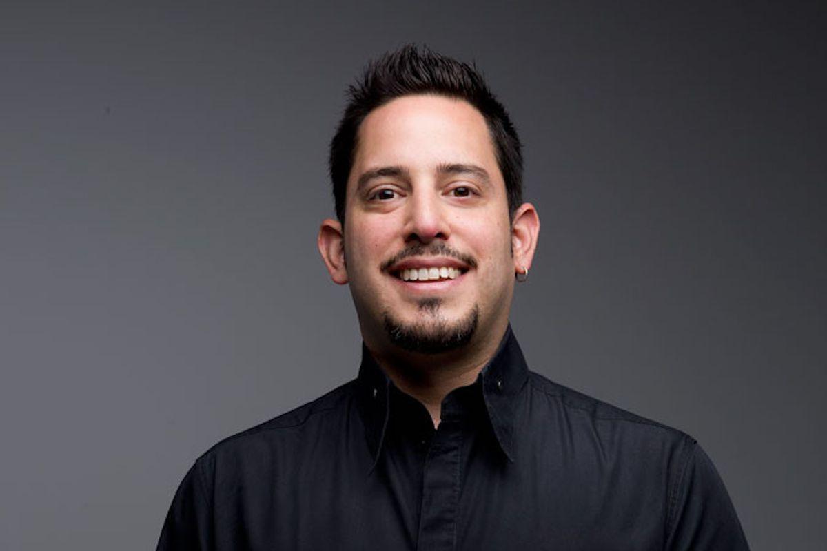Chef Pablo Peñalosa Najera, head chef of Potus restaurant at Crowne Plaza Albert Embankment