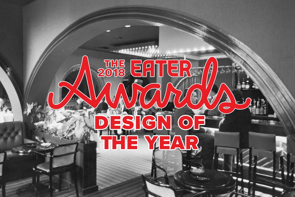 Which is the prettiest restaurant of the year?