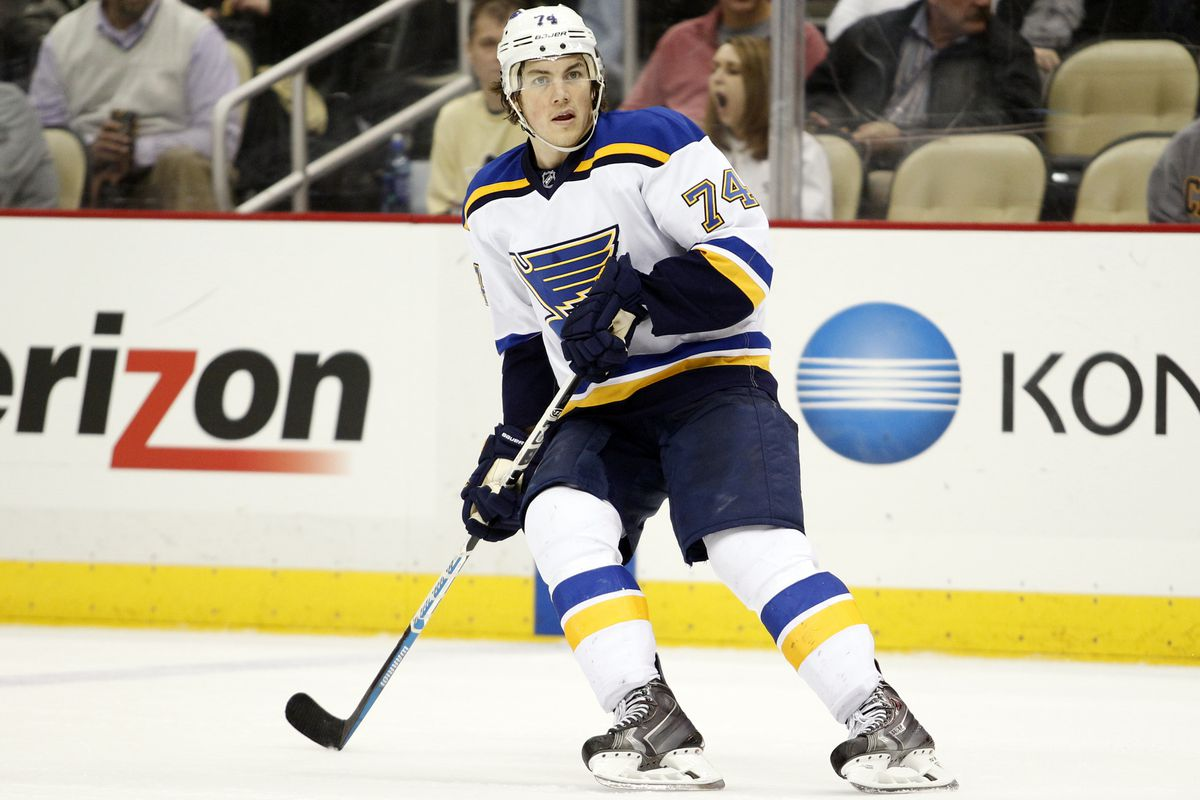 Ryan Lambert doesn't think too highly of this guy. I believe many Blues fans are starting to agree.