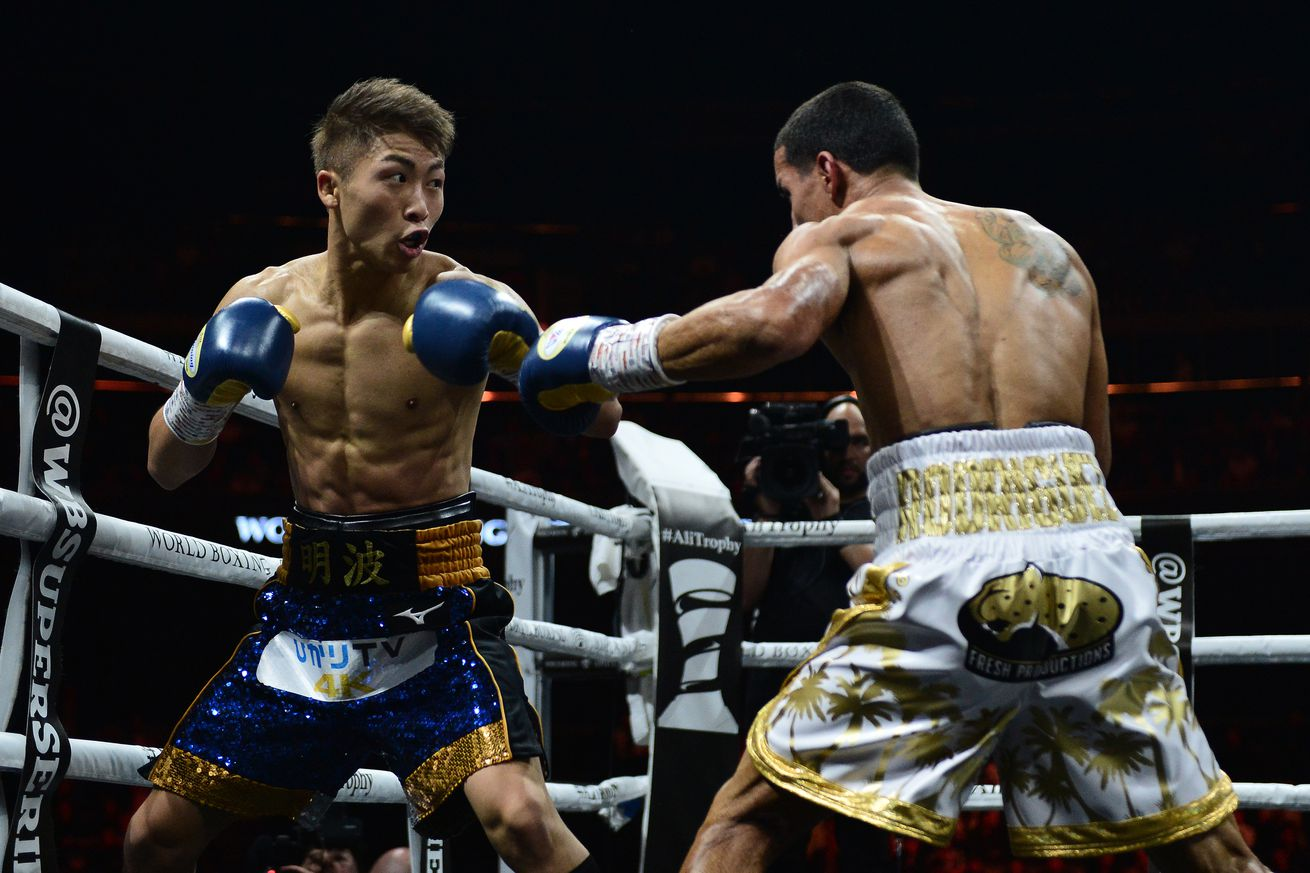 1144781657.jpg.0 - Next for Inoue and Taylor: World Boxing Super Series tournament finals