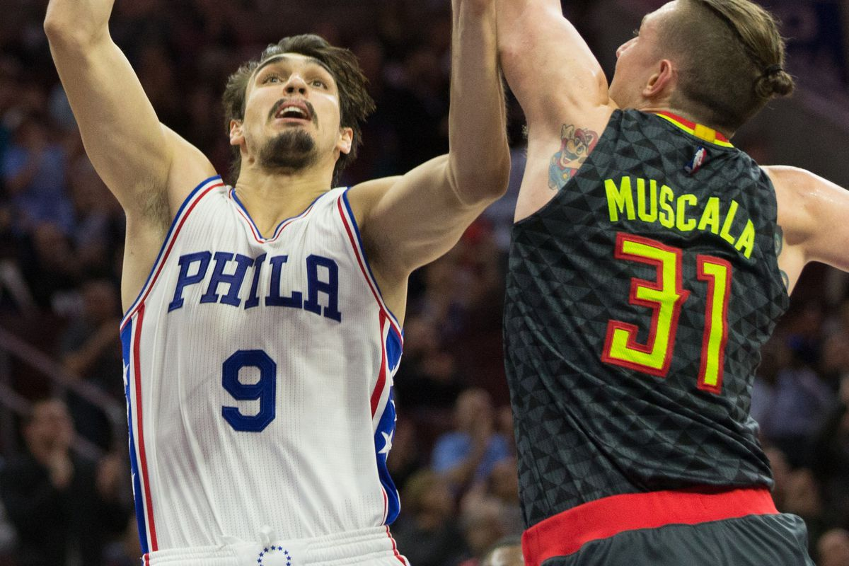 519b857db Sixers officially announce Mike Muscala deal - Liberty Ballers