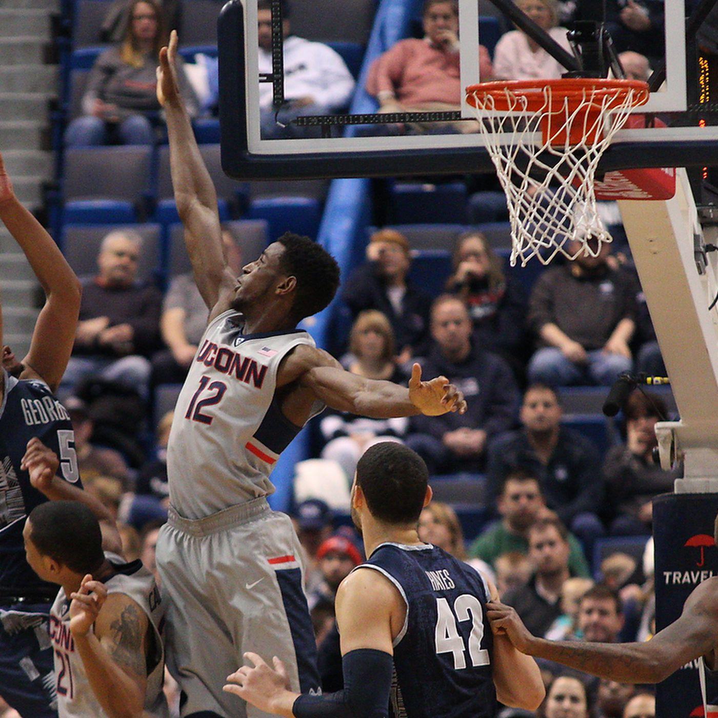 Report Uconn Men S Basketball To Play Auburn The Uconn Blog