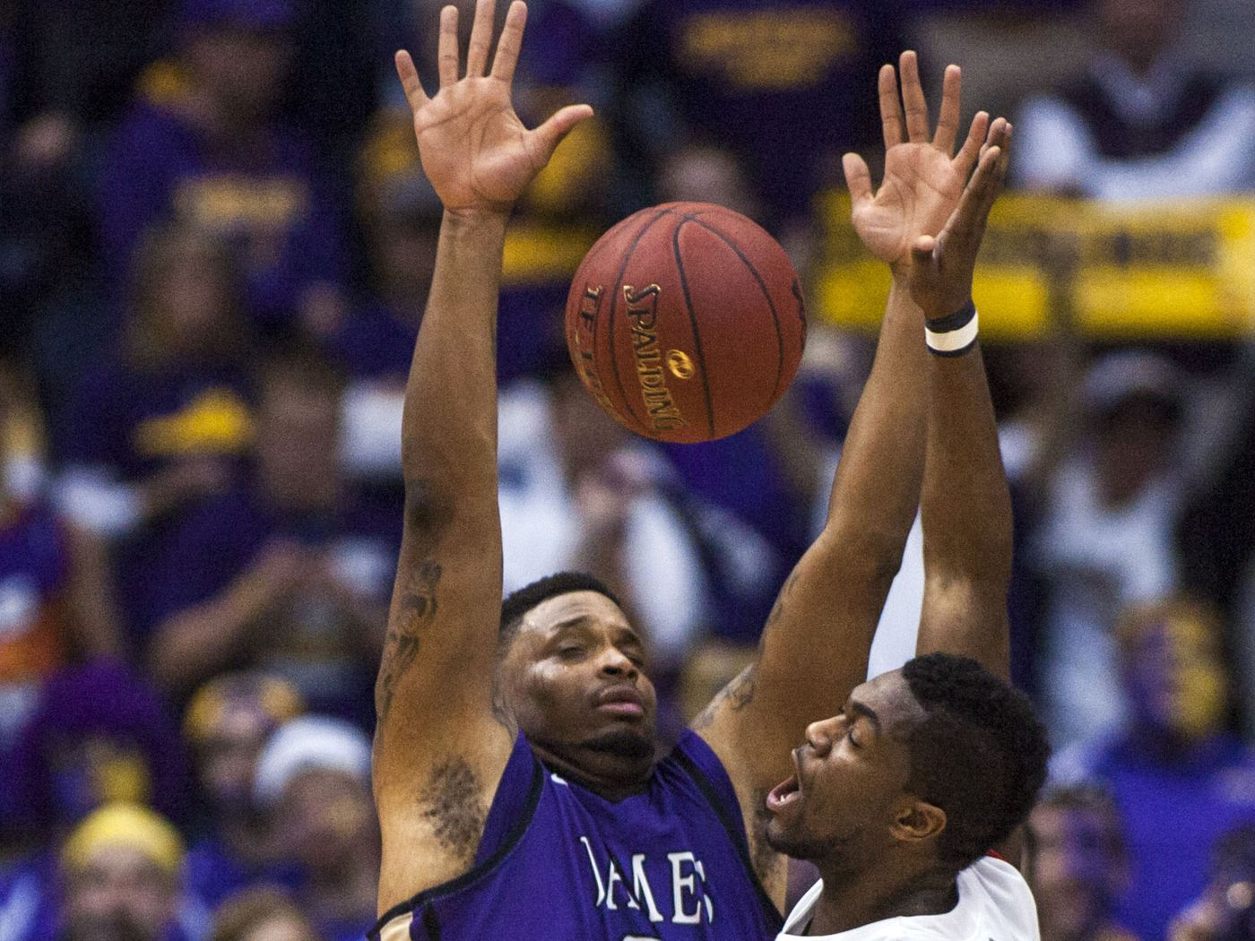 Update: JMU's Rayshawn Goins May Not Be Able to Leave