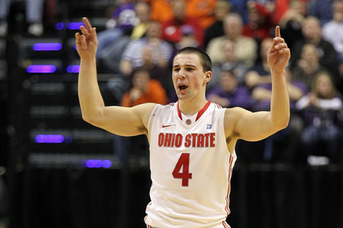 Craft and the Buckeyes enter Championship Week on a roll