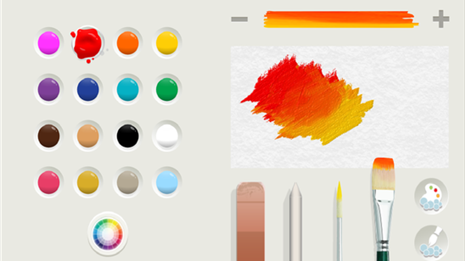 Microsoft's Fresh Paint drawing app overhauled for Windows 8.1 and ...