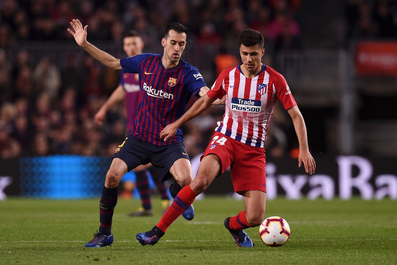 Update: Bayern Munich hoping that Lucas Hernandez can convince Rodri to join