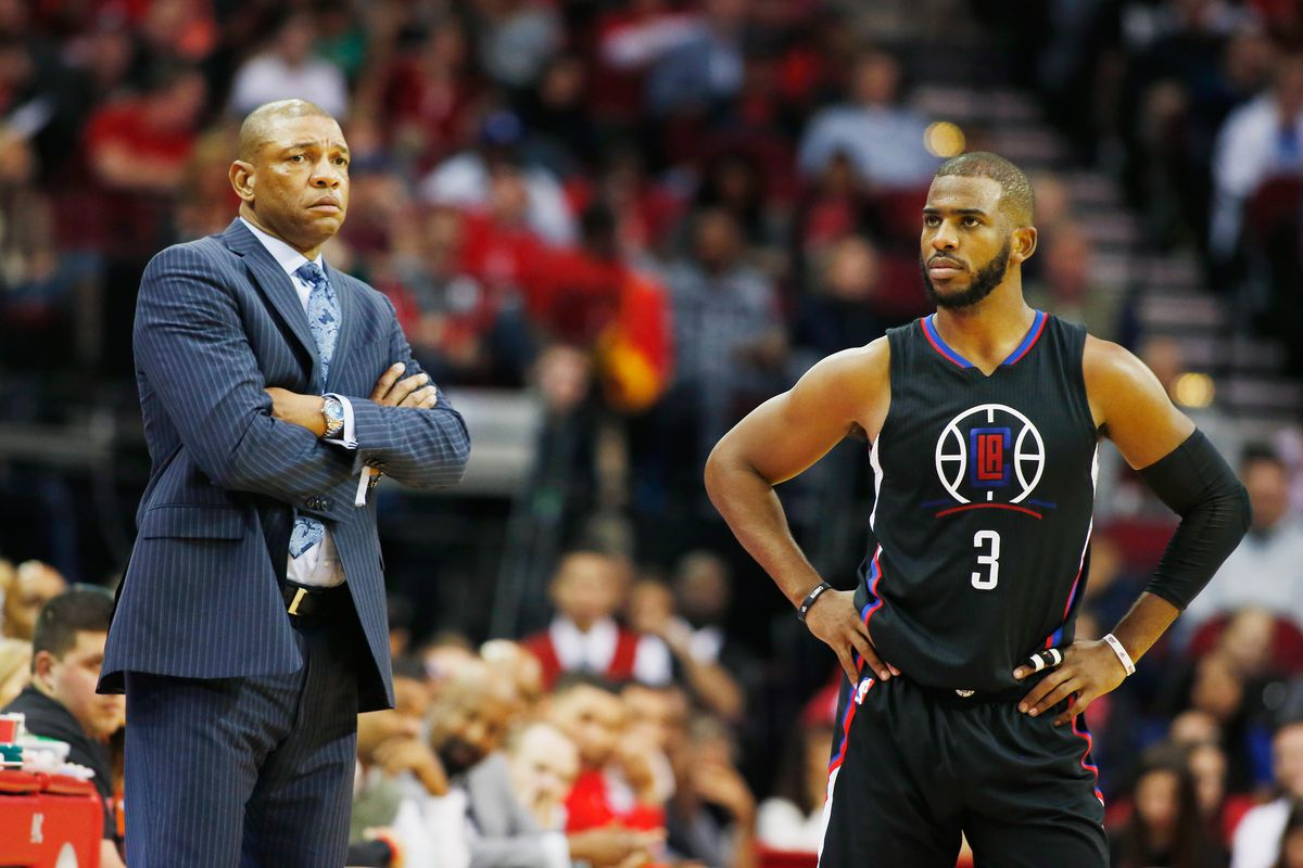 Doc Rivers There were a lot of reasons why Chris Paul wanted
