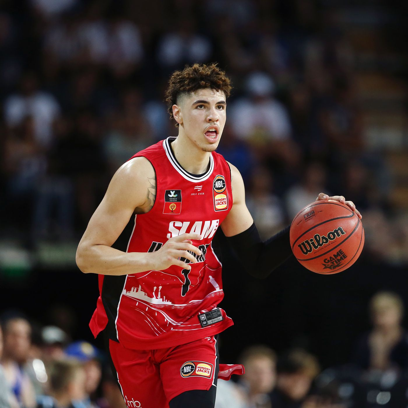 Lamelo Ball Bought The Australian Basketball Team He Played For How Sbnation Com