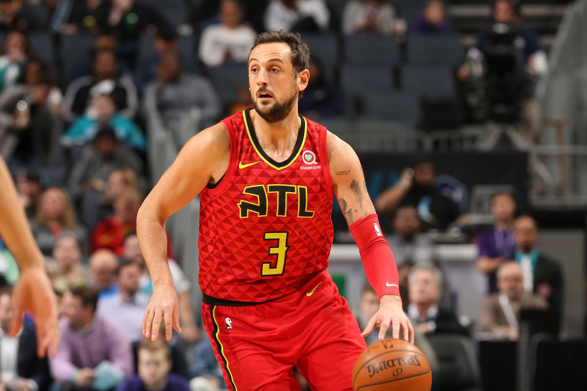 Marco Belinelli Reportedly Plans to Sign with 76ers After Hawks Contract Buyout