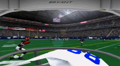 Can you see the ball - Secret Base Reviews: NFL 2K5 First Person Football