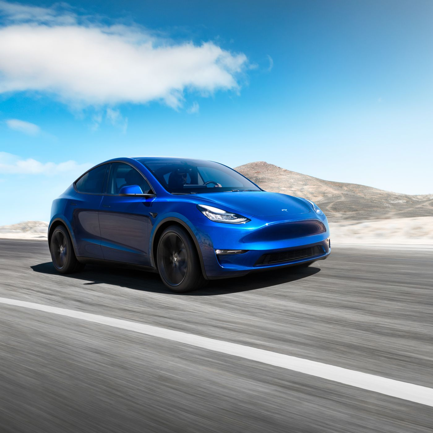Watch This Supercut Of Elon Musk Unveiling Tesla S New Model Y The Verge