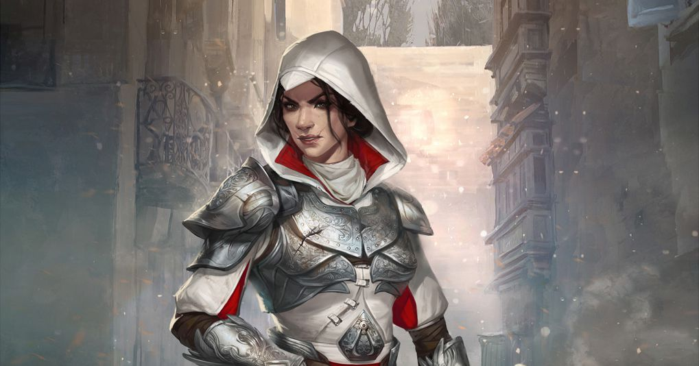 Assassin's Creed board game coming to Kickstarter in November