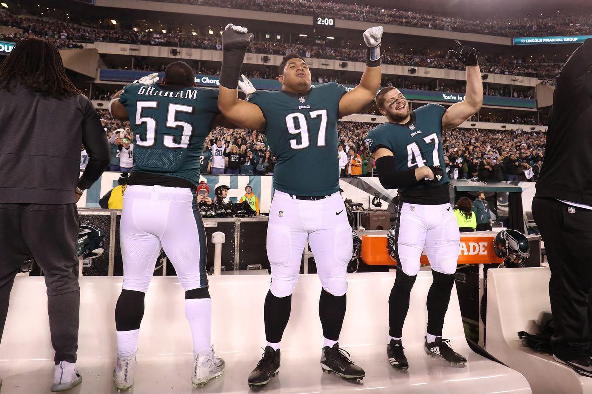 NFL: NFC Championship-Minnesota Vikings at Philadelphia Eagles