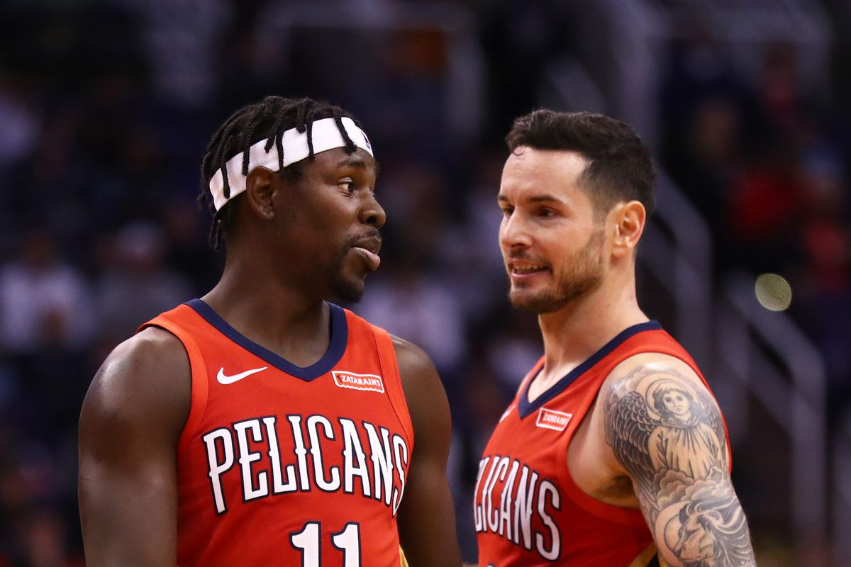 Nba Trade Rumors Expectation Exists New Orleans Pelicans