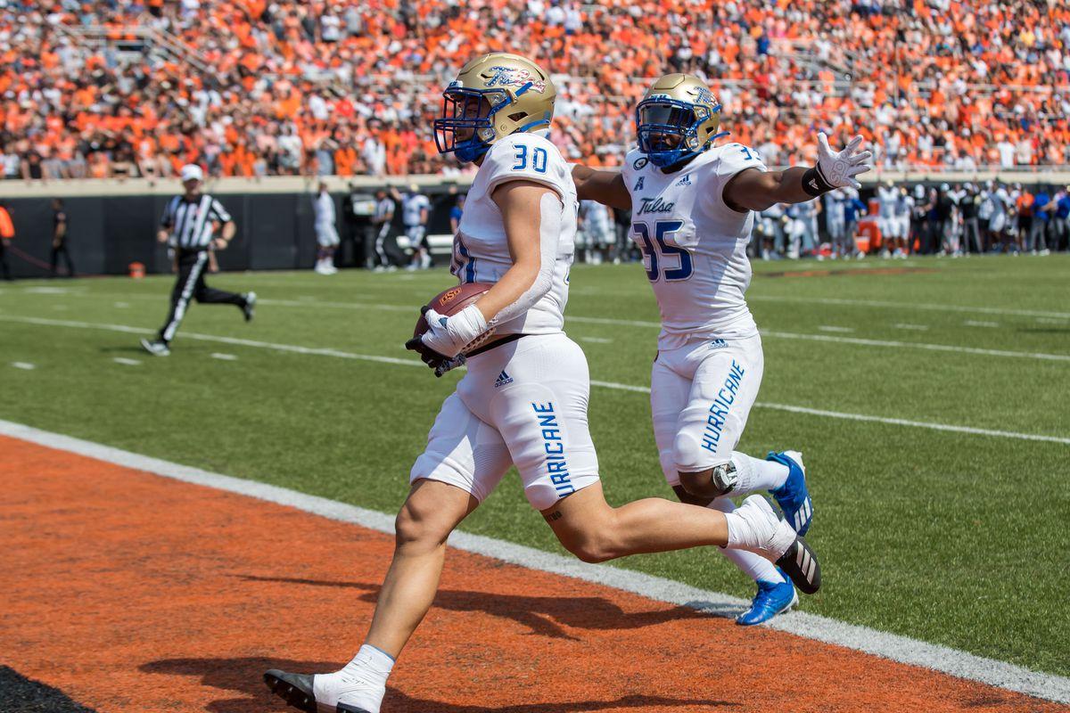 NCAA Football: Tulsa at Oklahoma State