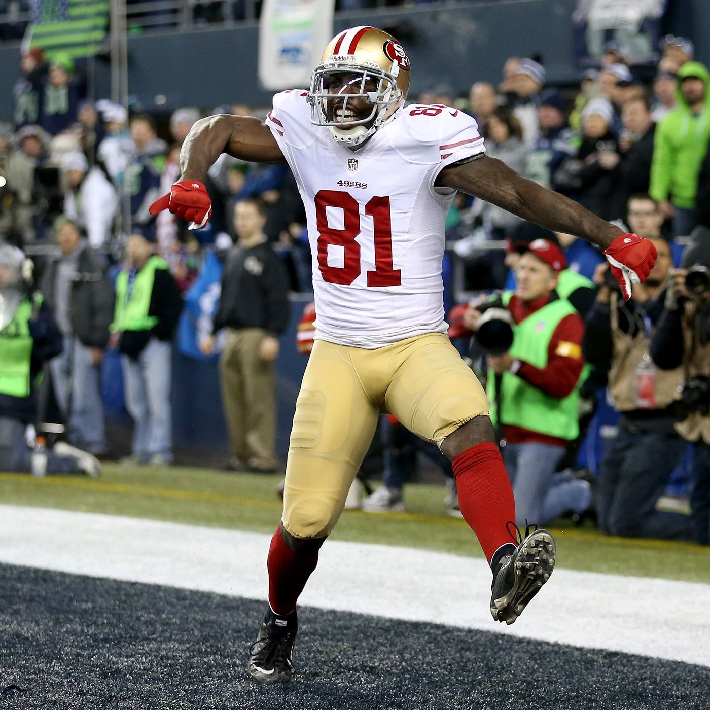 Making a case for the Bills to sign Anquan Boldin - Buffalo Rumblings