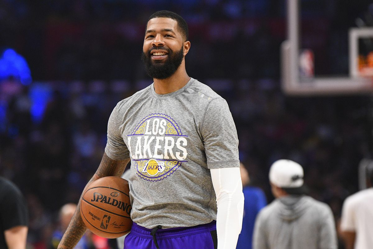 Markieff Morris Will Make Bubble Debut For Lakers Against Wizards Silver Screen And Roll