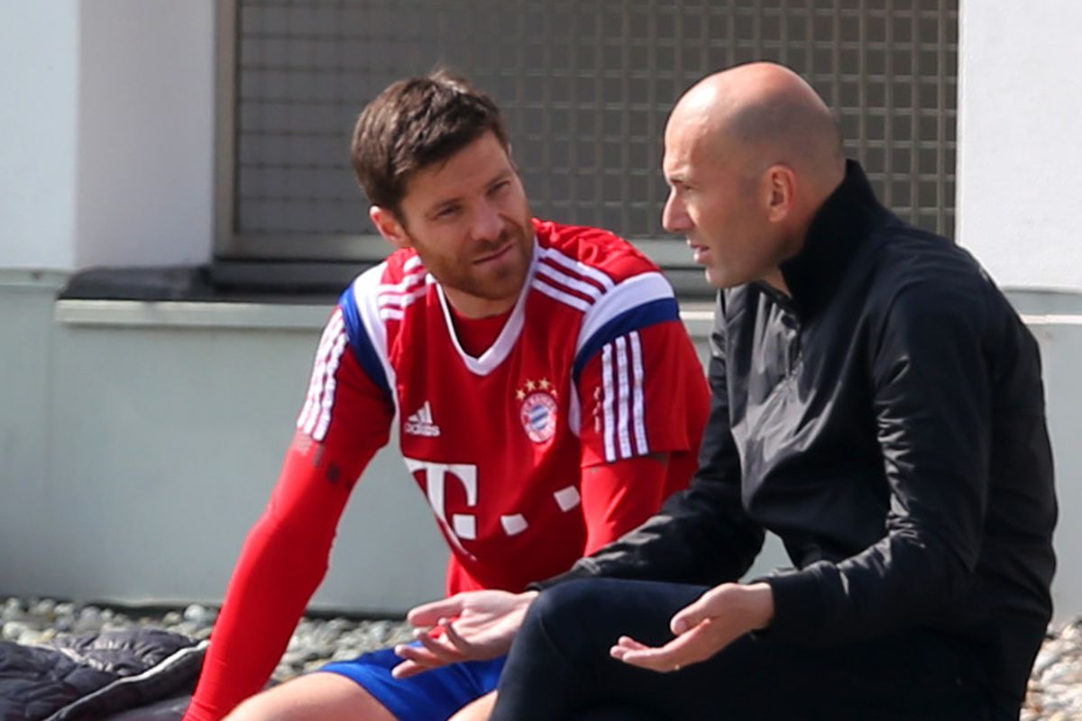 Soccer - Bundesliga - Bayern Munich Training