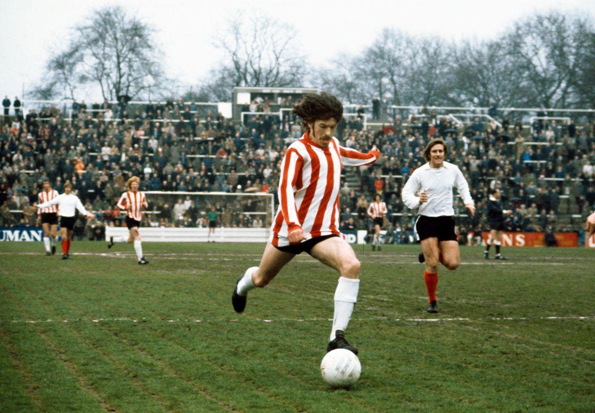 Bobby Kerr Sunderland 1975