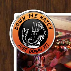 """<b>Down the Hatch</b>: It was either this or """"we accept NYU Campus Cash."""" [<a href=""""http://www.nycbestbar.com/downthehatch/"""" rel=""""nofollow"""">Link</a>]"""