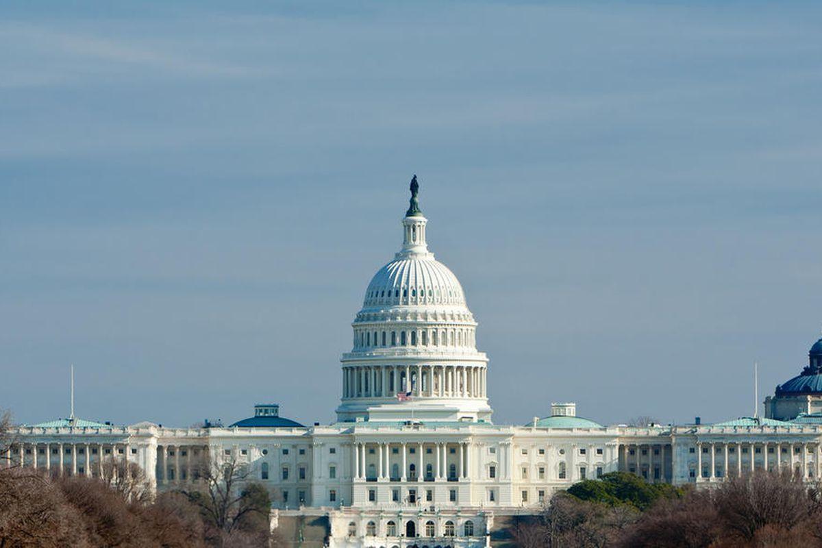 US Capitol building in Washington, D.C.