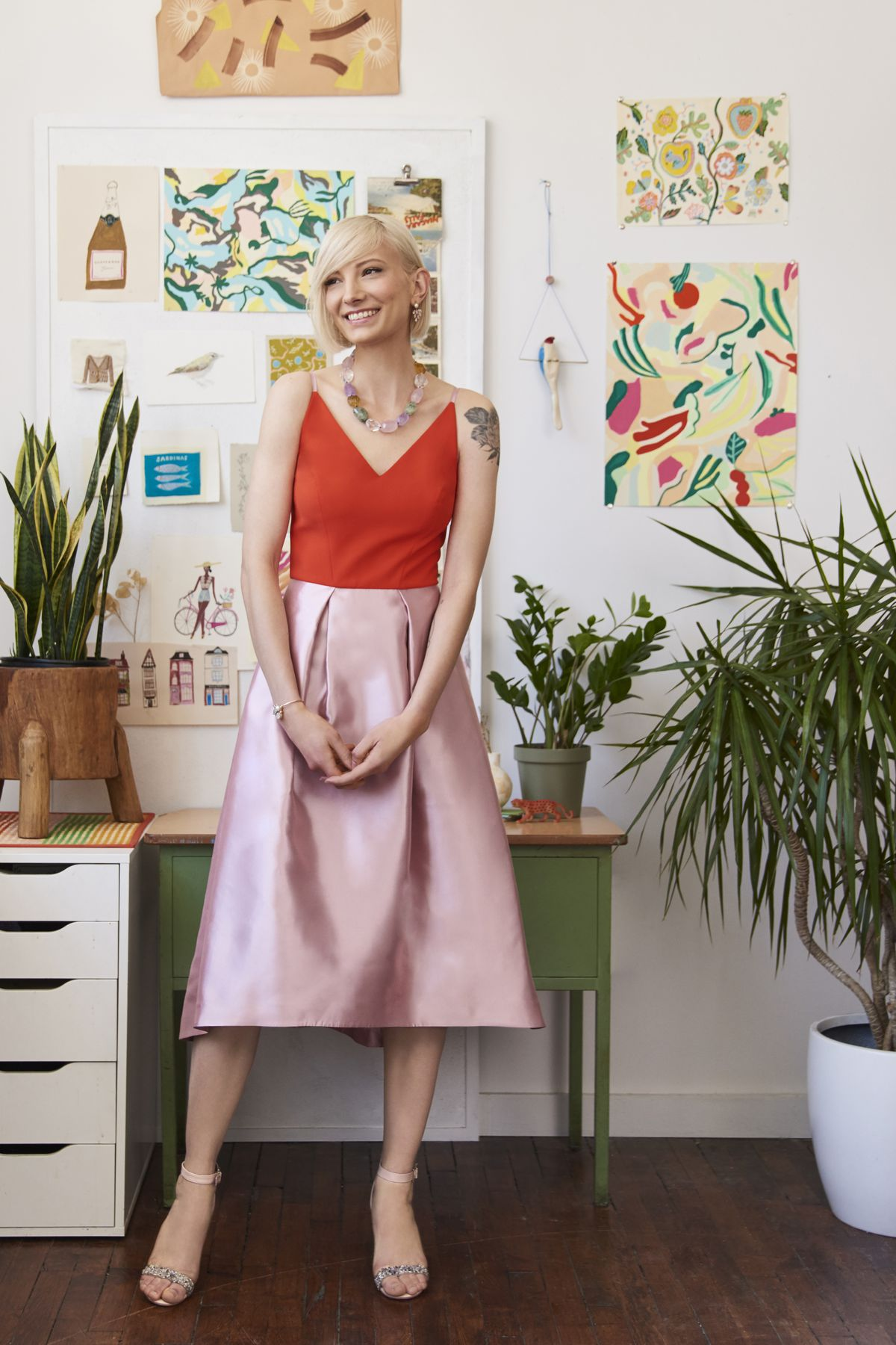 98870d8259 ... with the BHLDN aesthetic for these special occasions. We decided to  launch an edited capsule of dresses for all events
