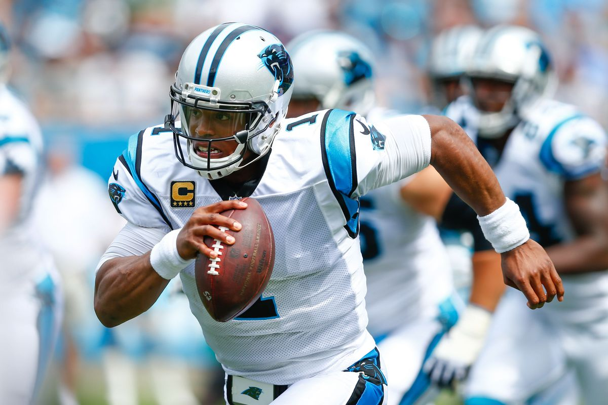 Patriots vs Panthers Cam Newton made history against Pats awful