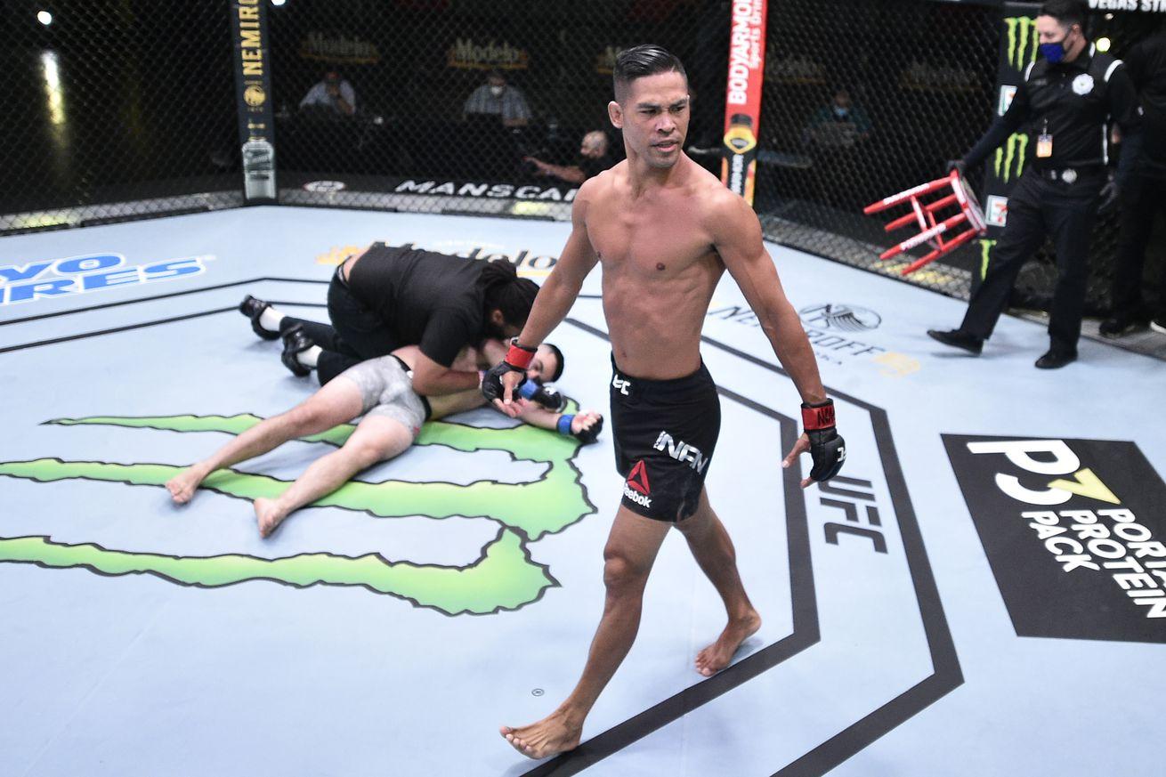 UFC Fight Night: Nam v Adashev
