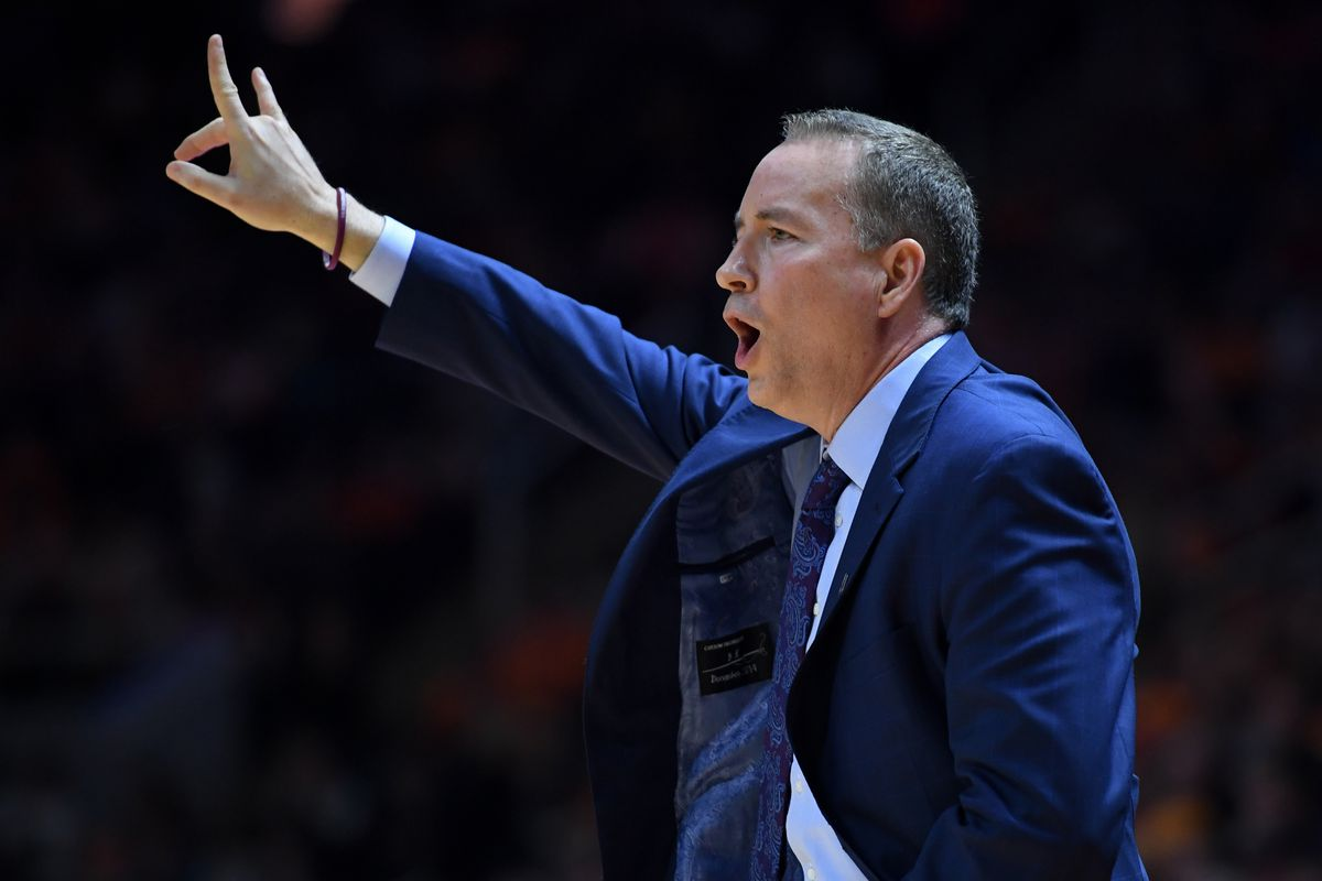 NCAA Basketball: Texas A&M at Tennessee