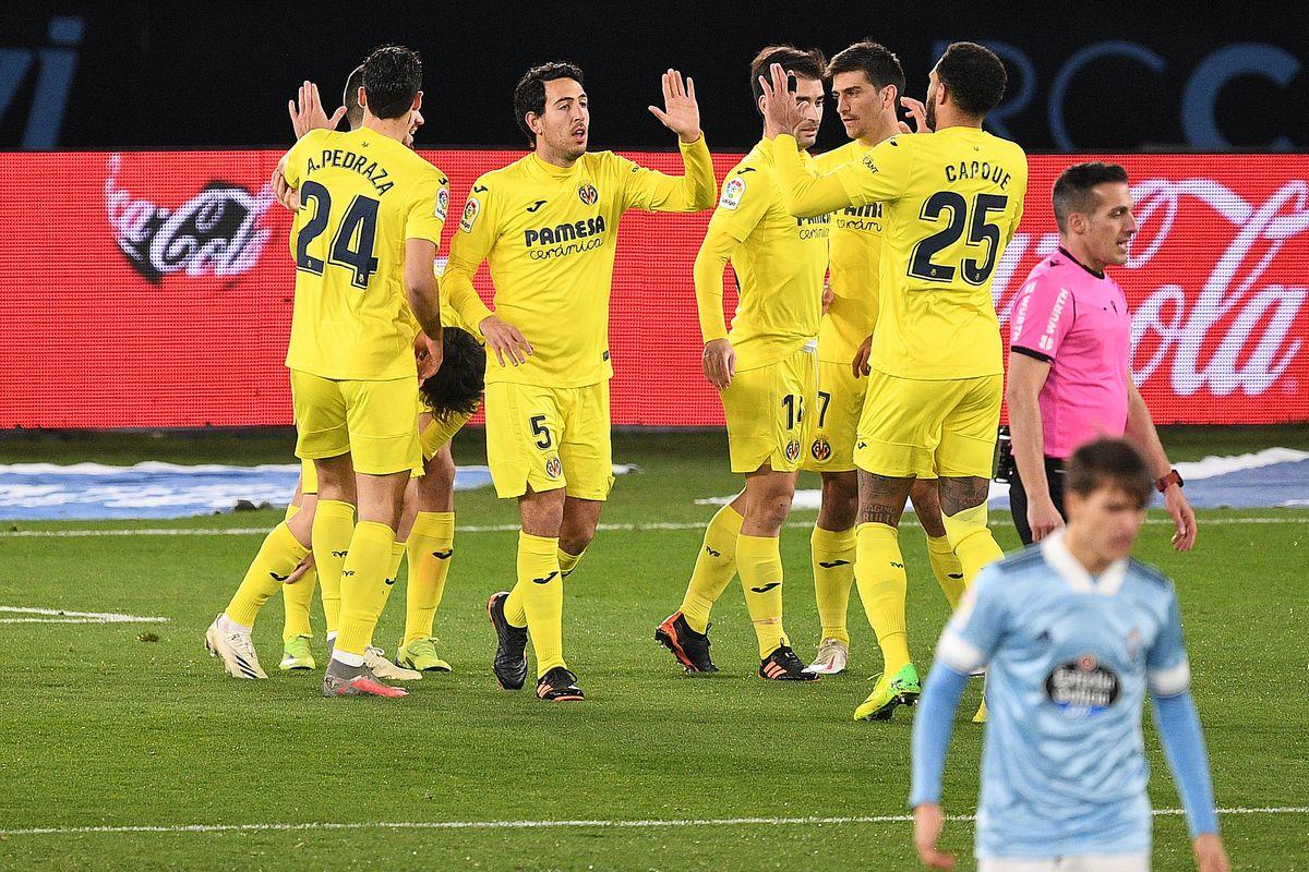 RC Celta v Villarreal CF - La Liga Santander