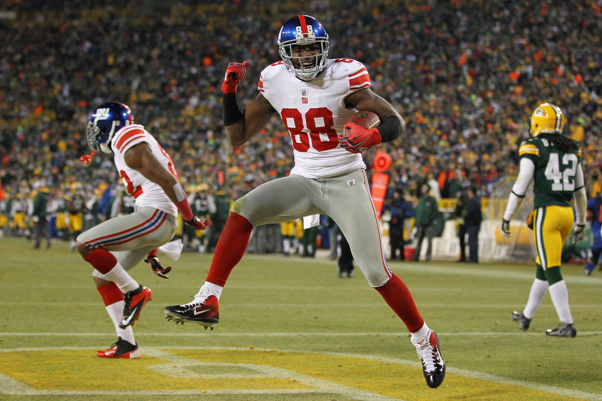 Hakeem Nicks showed how amazing he is in the postseason last year and he should do just the same in his 2012 campaign.