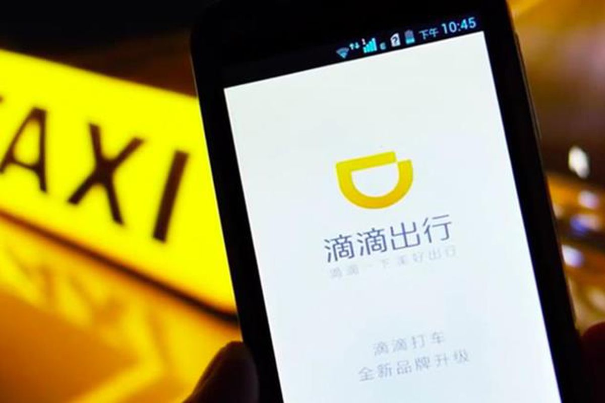 Chinese Uber rival Didi Chuxing to expand into Mexico next year