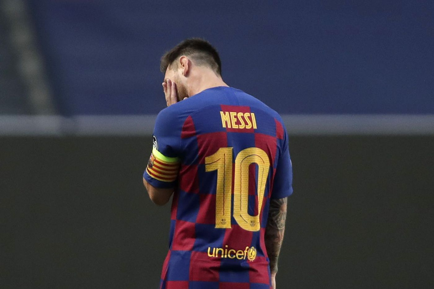 Lionel Messi tells Barcelona he wants out - report - Barca Blaugranes