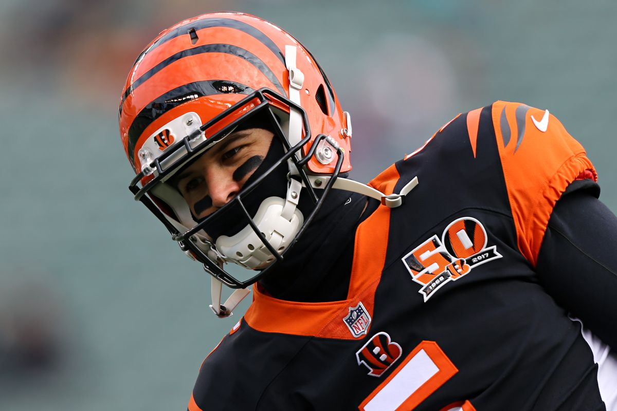 AJ McCarron wins grievance against Bengals, to become unrestricted free agent