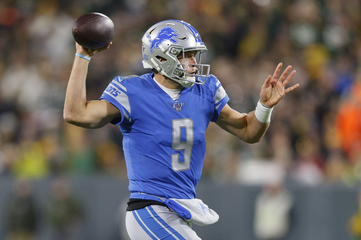 Ranking The Top 10 Detroit Lions On The 2020 Roster Pride Of Detroit