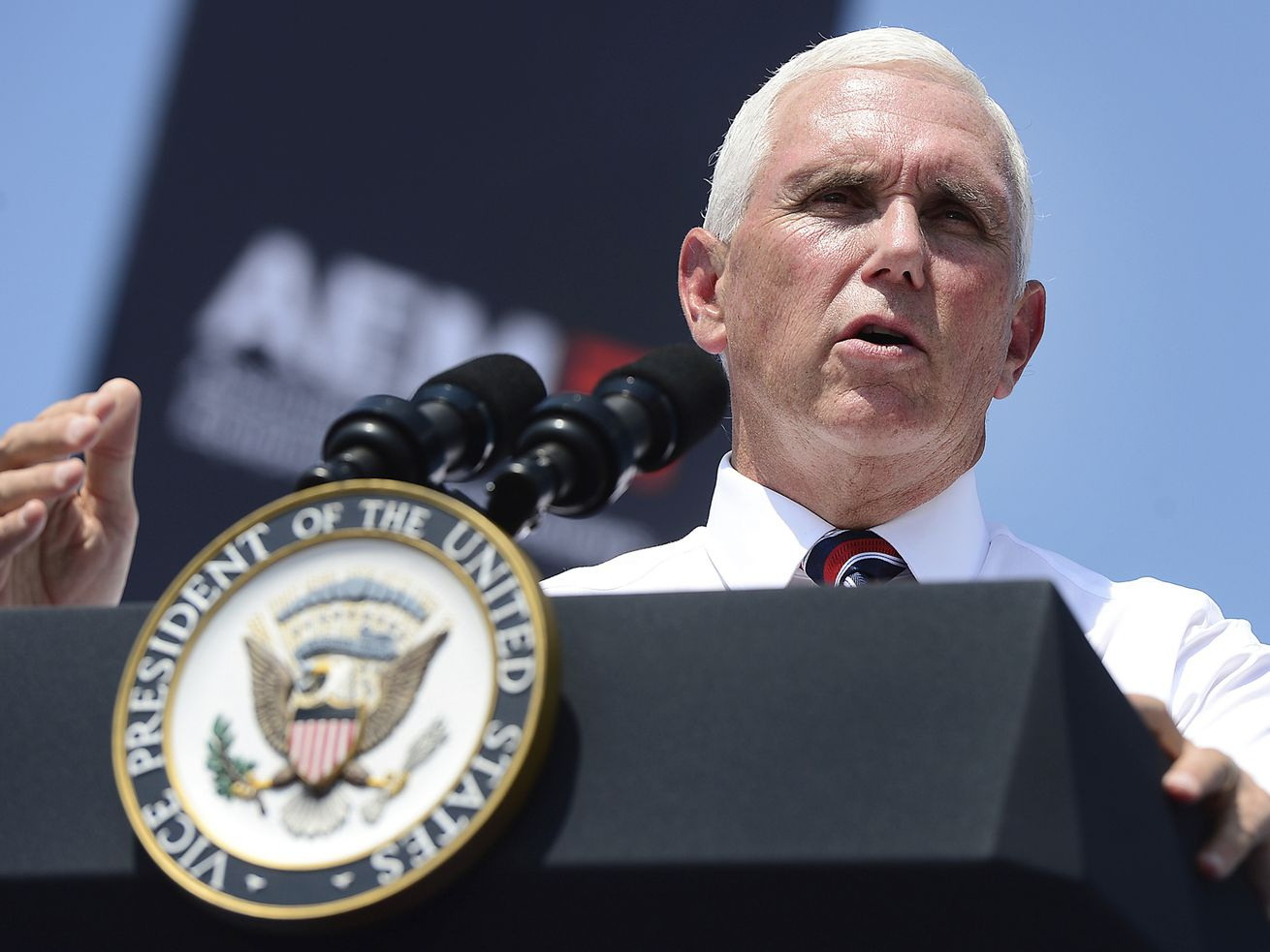 Vice President Mike Pence expected to be in Utah next week to speak on trade