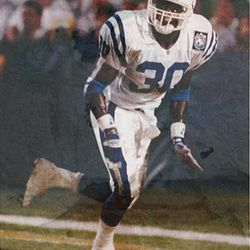 It was while playing for the Indianapolis Colts that former BYU safety Derwin Gray found religion.
