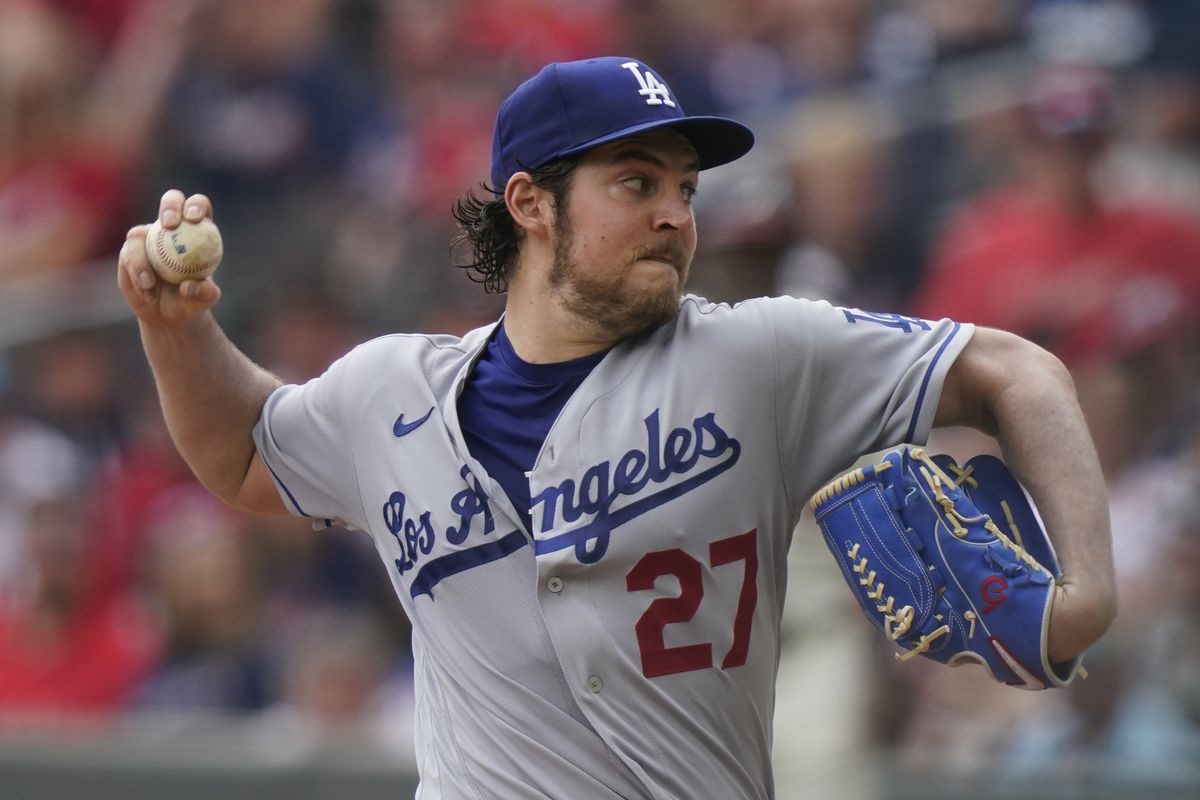 Dodgers pitcher Trevor Bauer remains on paid administrative leave.
