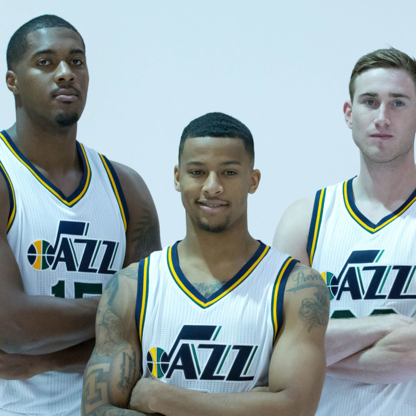Utah Jazz Roster 2014 2015 Gordon Hayward Derrick Favors Trey Burke To Lead Exciting Young Team Slc Dunk