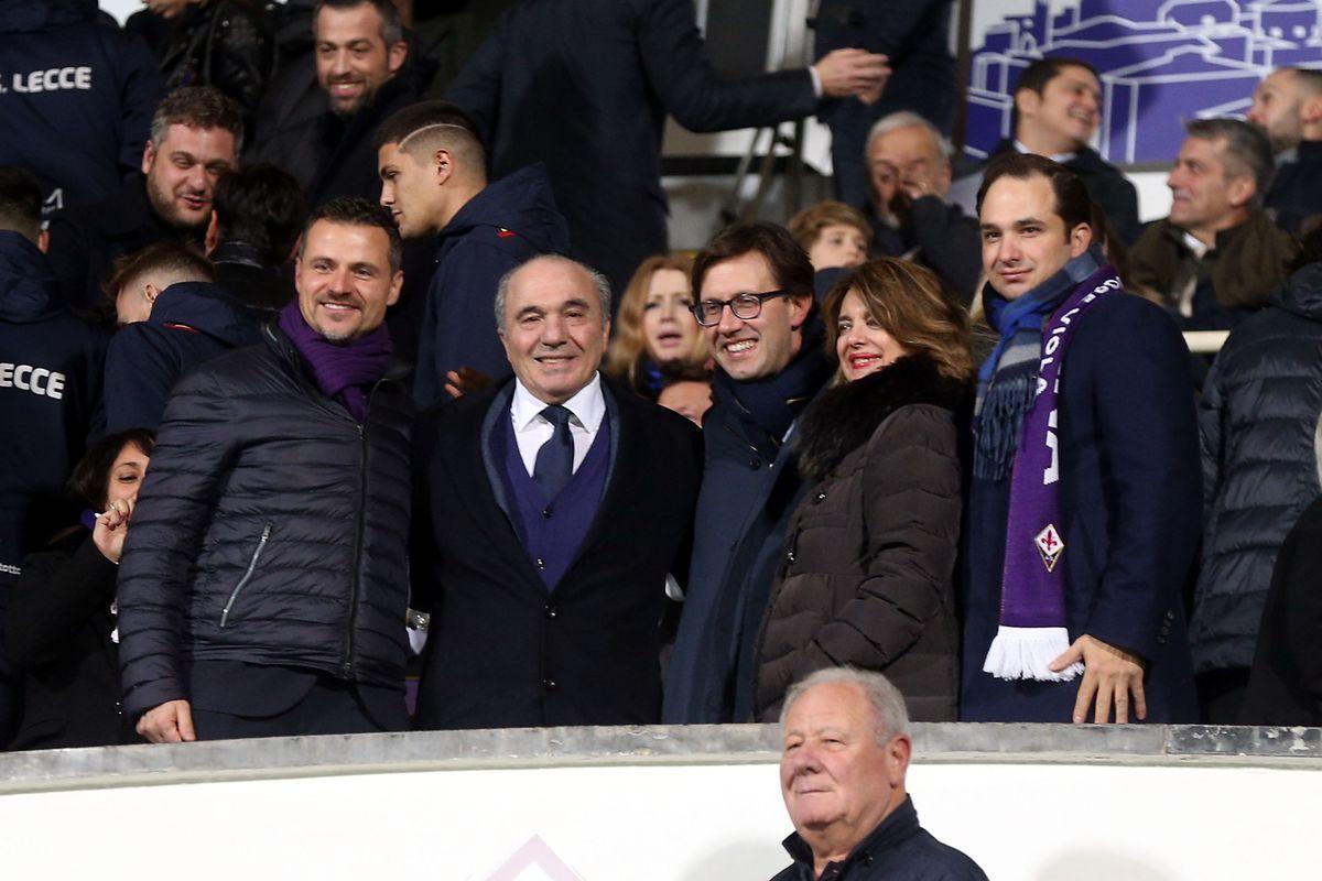 ACF Fiorentina v US Lecce - Serie A