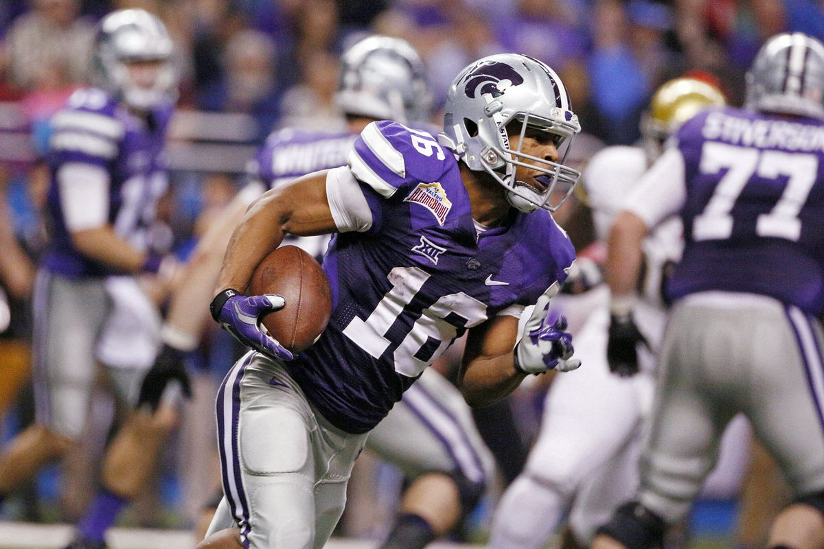 One more accolade for Lockett.