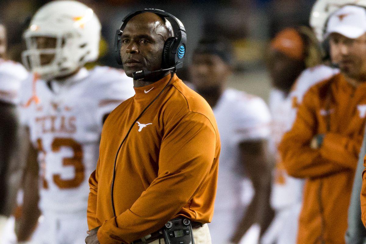 Vance Bedford Demoted As Texas Defensive Coordinator ...