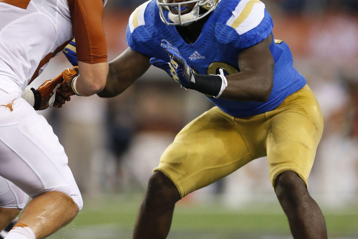 UCLA linebacker, Myles Jack.